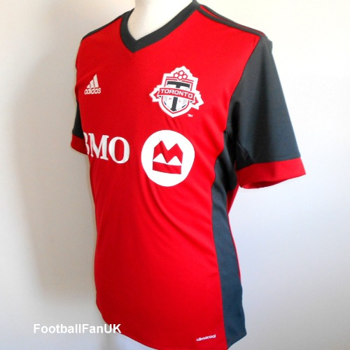 timeless design 0ac0e c004d TORONTO FC Adidas Home Shirt 2017-2018 Small