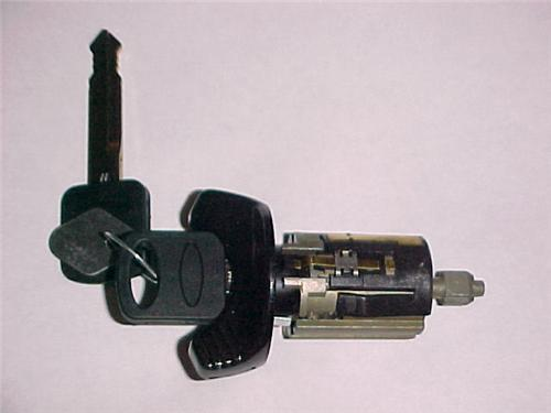 ford truck ignition lock key switch