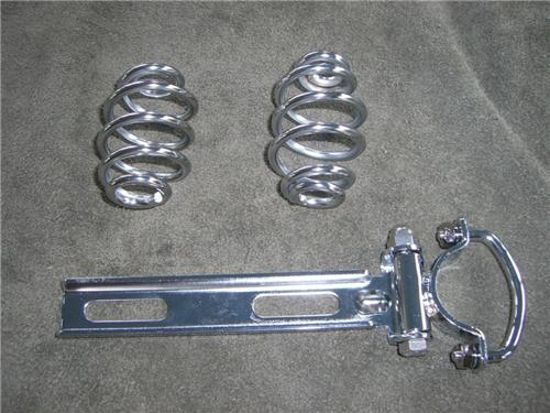 Bolt On Spring Solo Seat Mounting Hardware Kit With Coil Springs ...