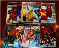 Invincible Iron Man V2 lot