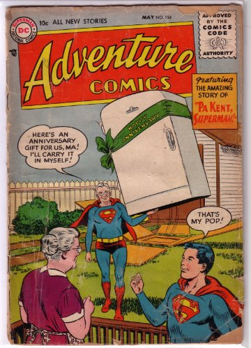 Adventure Comics   1st   224
