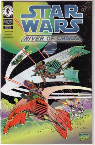Star Wars  River of Chaos   2