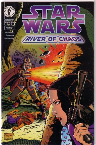 Star Wars  River of Chaos   3