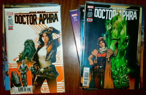 Doctor Aphra lot 1