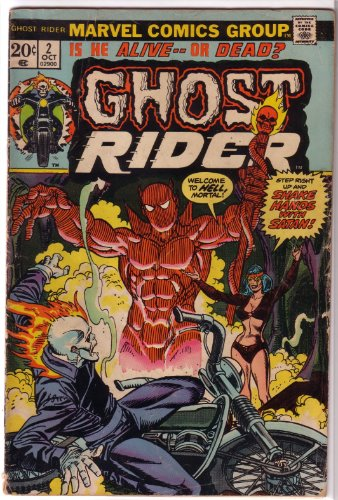 Ghost Rider   2nd   02