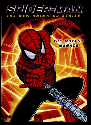 Spider Man  New Animated Series  Mutant Menace DVD