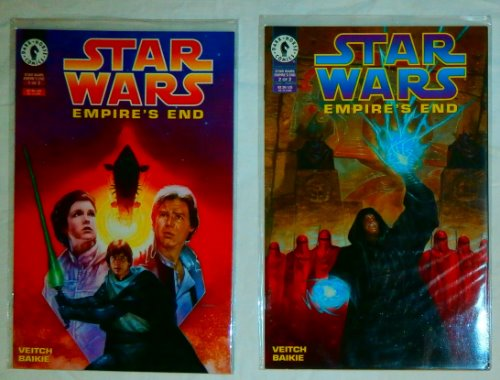 Star Wars Empires End lot
