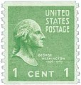 Scott #839 1-Cent George Washington Coil - MNH.jpg