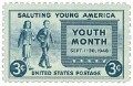 Scott #963 3-Cent Salute to Youth Single - MNH.jpg