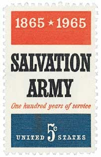 Scott #1267 5c Salvation Army - MNH.jpg