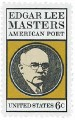 Scott #1405 6c Edgar Lee Masters - MNH.jpg