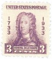 Scott #726 3-Cent Georgia Bicentennial Single - MNH.jpg