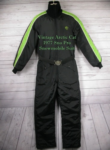 612 1977 AC SnoPro suit text
