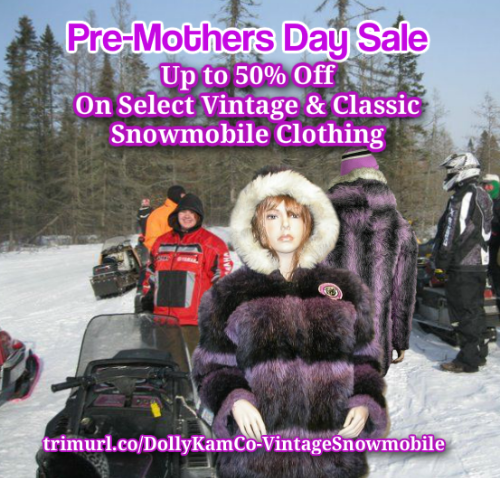 Pre Mothers Day Sale