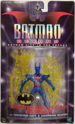 Lightning Storm - 1 Batman Beyond.JPG