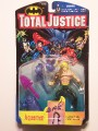 Total Justice Gold Armor Aquaman action figure