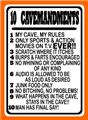 TEN CAVEMANDMENTS