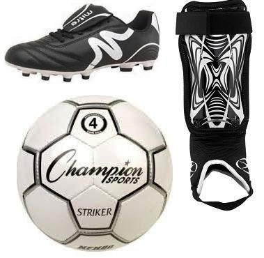 Adult Soccer Player Starter Kit - House of Soccer 19df12812ae5