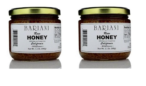 Bariani honey 1lbx2