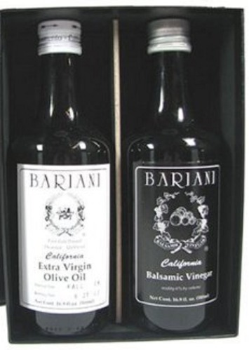 Bariani Gift Pack oil vinegar2