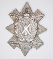 Royal Highlanders of Canada Black Watch Cap Badge - FRONT.jpeg