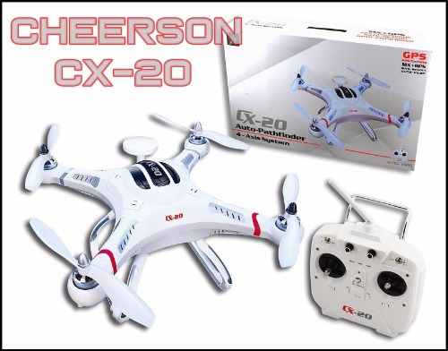 Cheerson CX-20 - 1