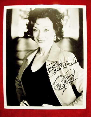 Dixie Carter AUTO 8X10 Photo 1.jpg