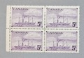 Canada 1951 Steamships of 1851 & 1951 Block of 4 Scott #312.jpeg