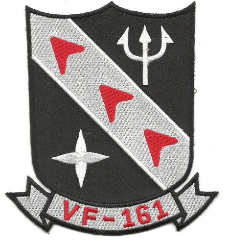 US Navy Strike Fighter Squadron VF-161 Patch 001.jpeg