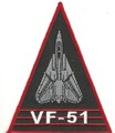 US Navy VF-51, Fighter Squadron 51 Screaming Eagles Patch 001.jpeg