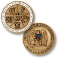 United States Central Security Service of the National Security Agency Challenge Coin.jpeg