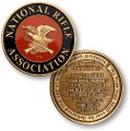 NRA Enamel - Second Amendment - Bronze Antique Enamel.jpeg