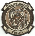 United States Marine Corps VMU-1 Whatchdogs Patch 001.jpeg
