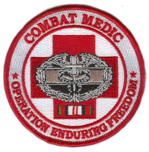 Combat Medic Operation Enduring Freedom Veteran Military Patch.jpeg