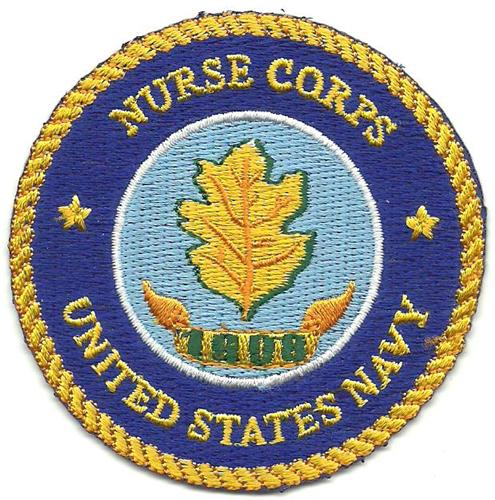 United States Navy Nurse Corps Patch Militaryplus