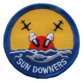 US Navy SUNDOWNERS Fighter Squadron 111 (VF-111) Patch.jpeg