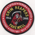 United States Navy & USMC Grim  Reapers VF-101 Phantom II Farewell Patch.jpeg