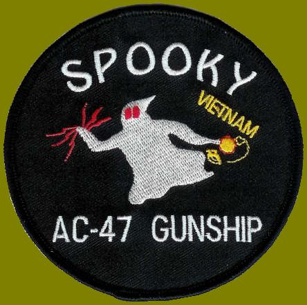 United States Ac 47 Gunship Spooky Puff The Magic Dragon