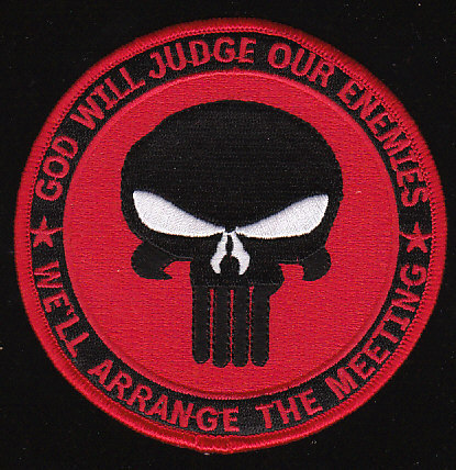 Us Navy Seal God Will Judge Our Enemies We Ll Arrange The