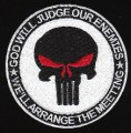 US Navy SEAL God Will Judge Our Enemies We'll Arrange The Meeting Military Patch White.jpeg