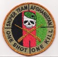 US Army Sniper Team Afghanistan One Shot One Kill Patch 001.jpeg
