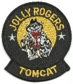 US Navy VF-84  F-14 Tomcat Jolly Rogers F-14 Patch 001.jpeg