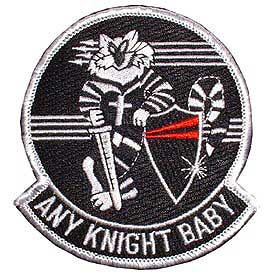 United States Navy Any Knight Baby Tomcat F-14 Patch PM5120.jpeg
