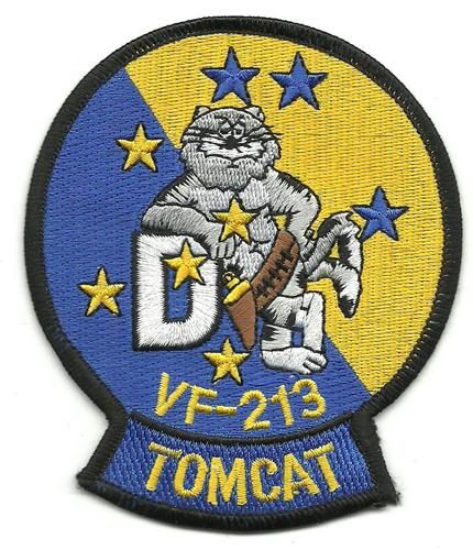 United States Navy Fighter Squadron VF-213 TOMCAT F-14 Patch 001.jpeg