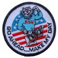 United States Navy Tomcat Go Ahead Make My Day F-14 Patch PM0110.jpeg
