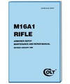UNITED STATES MILITARY  OFFICIAL M16A1 RIFLE MANUAL ( 97126-65 PAGES ).jpeg