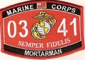 USMC Mortarman 0341 MOS Patch.jpeg