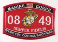 USMC MOS 08 49 Shore Fire Control Party Man Patch 001.jpeg