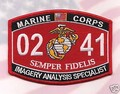 USMC MOS 0241 Imagery Analysis Specialist Patch.jpeg