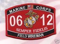 USMC MOS 0612 Field Wireman Patch.jpeg